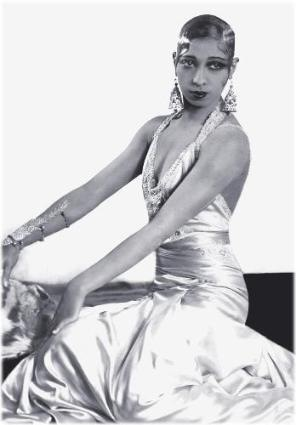 Can josephine baker topless have